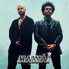 "The Weeknd Joins Maluma On Remix To The Chart-Topping ""Hawái"""