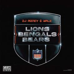 "Wale & DJ Money Are Football Fans On ""Lion, Bengals, & Bears (Freestyle)"""