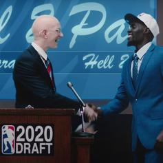 """Sheck Wes Gets Drafted #1 By The Knicks In """"BEEN BALLIN"""" Video"""
