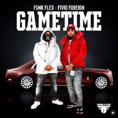 """Funk Flex & Fivio Foreign Collide On Drill-Heavy Single """"Game Time"""""""