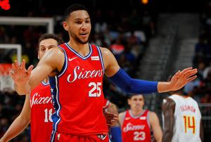 Ben Simmons Reportedly Wouldn't Welcome Lebron James To The 76ers