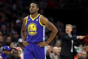 Warriors' Andre Iguodala Doubtful For Game 4: Report