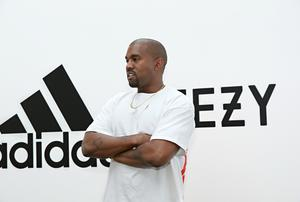 Kanye West Shares First On-Foot Look At Yeezy Basketball Shoe