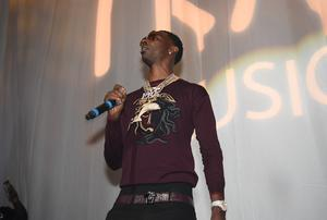 Young Dolph Is Giving Away A Custom Camouflage Car