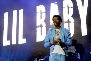 """Lil Baby Shares """"Street Gossip"""" Cover Art"""