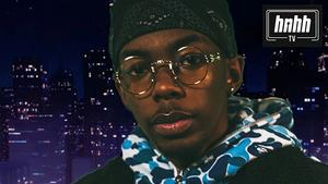 "Bishop Nehru Breaks Down ""Rooftop"" Lyrics On ""Between The Lines"""