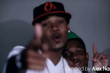 "King Official, Alphabit & Rodney B. ""Hollyhood"" Video"