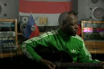 "Wyclef Jean ""Freedom Song For Egypt"" Video"