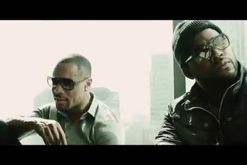"David Banner Feat. Tank ""Let Me In"" Video"