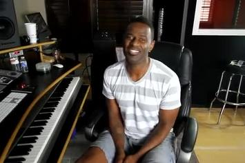 """Brian McKnight """"Previews New Song For Adult Mixtape"""" Video"""