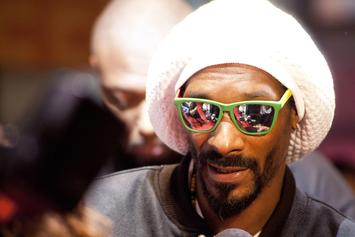 "Snoop Dogg Reveals ""Reincarnated"" Album Release Date & Features"
