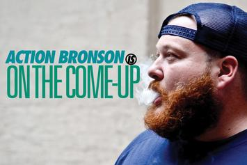 On The Come-Up: Action Bronson