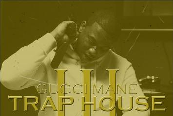 """Cover Art Revealed For Gucci Mane's """"Trap House III"""" [Update: Gucci Pushes Up Release Date]"""