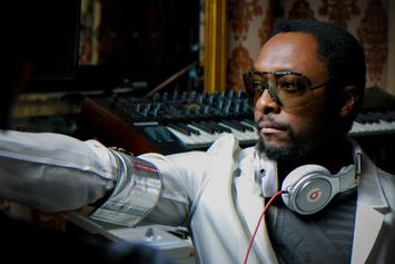 """Will.i.am Lists Features On """"#willpower"""" Album"""
