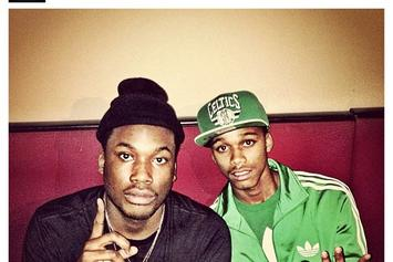 Lil Snupe Explains How He Signed With Meek Mill