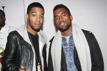 Kid Cudi Reveals Kanye West's Reaction To His G.O.O.D. Music Departure