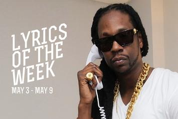 Lyrics Of The Week: May 3-9