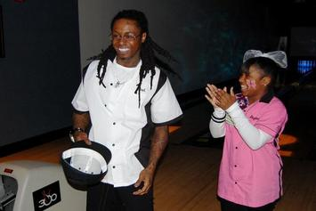Lil Wayne's Daughter Releases New Single & Book