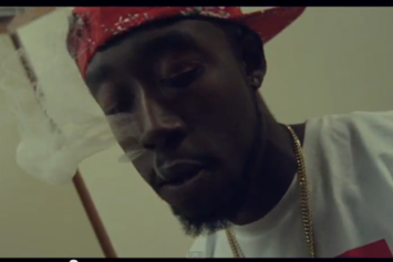 "Freddie Gibbs Feat. Hit Skrewface ""Have You Seen Her"" Video"