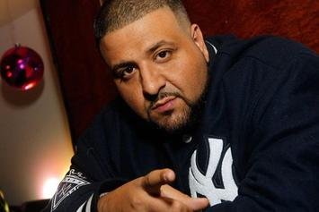 "DJ Khaled's ""No New Friends"" Officially Goes Gold"