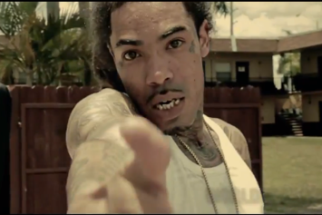 "Gunplay ""Drop Da Tint"" Video"