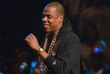 "Jay Z Purchases 100 Copies Of Nipsey Hussle's ""Crenshaw"""