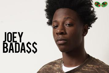 Joey Bada$$ Talks About His Love/Hate Relationship With Twitter, TDE's BET Cypher