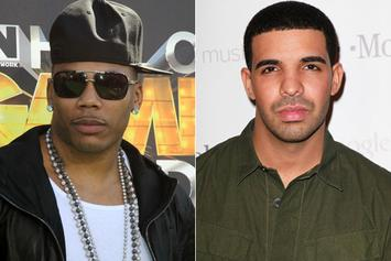 Nelly Defends Drake's Singing