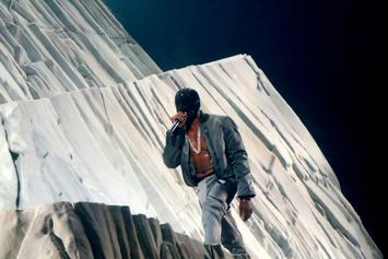 Kanye West Puts Nike & Hedi Slimane On Blast Live At Madison Square Garden