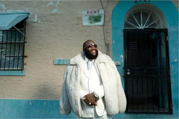 """Rick Ross Reveals Art For """"No Games"""" Remix, It Features Meek Mill & Wale"""