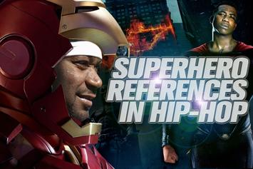 15 Superhero References In Hip-Hop