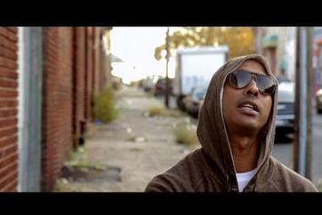 "Gillie Da Kid ""No Backing Down"" Video"