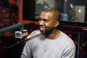 Kanye West Discusses Profanity In His Lyrics