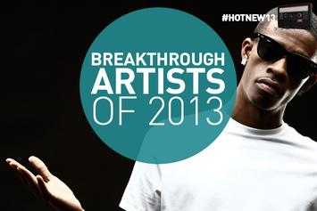 Breakthrough Artists Of 2013