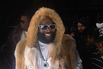 Rick Ross Sues LMFAO Over Copyright Infringement