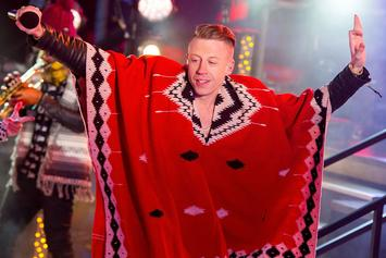 "Macklemore Covers The Source's ""Man Of The Year"" Issue"