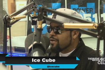 Ice Cube On The Breakfast Club