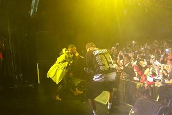 Dom Kennedy Brings Out Kendrick Lamar In New York