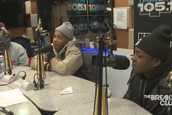 The Lox Talk To The Breakfast Club