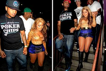 Mr. Papers Confirms He Is The Expectant Father Of Lil' Kim's Baby Boy