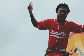 "Deniro Farrar ""Undercover Fan"" (F4mily Matters Spring '14 Look Book) Video"