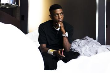 First Official Lil Boosie Press Conference Post-Prison To Stream Live [Update: Watch The Stream]