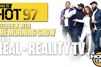 HNHH Talks To Hot 97's Ebro, Rosenberg and Cipha Sounds (Part 4)