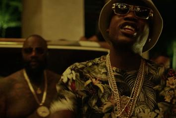 "Meek Mill Feat. Rick Ross ""Off The Corner"" Video"