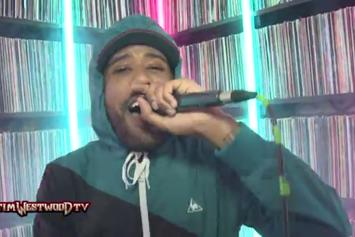 "Dom Kennedy & KronDon ""Tim Westwood Freestyle"" Video"