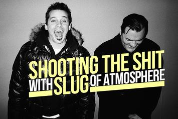 Shooting The Shit With Slug (Of Atmosphere)