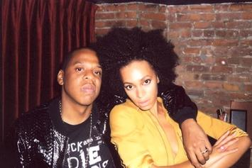 Jay Z Allegedly Attacked By Solange In Footage From Met Gala After Party