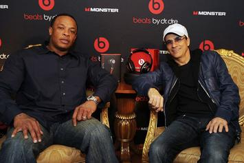Dr. Dre And Jimmy Iovine Targeted In New Lawsuit By A Co-Founder Of Beats