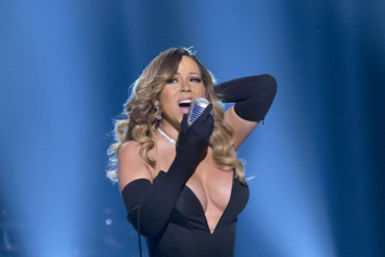 "Mariah Carey's ""Me. I Am Mariah…"" First Week Sales Projections"