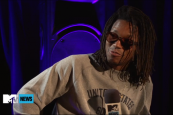 "Lupe Fiasco Explains ""Drizzy's Law"""